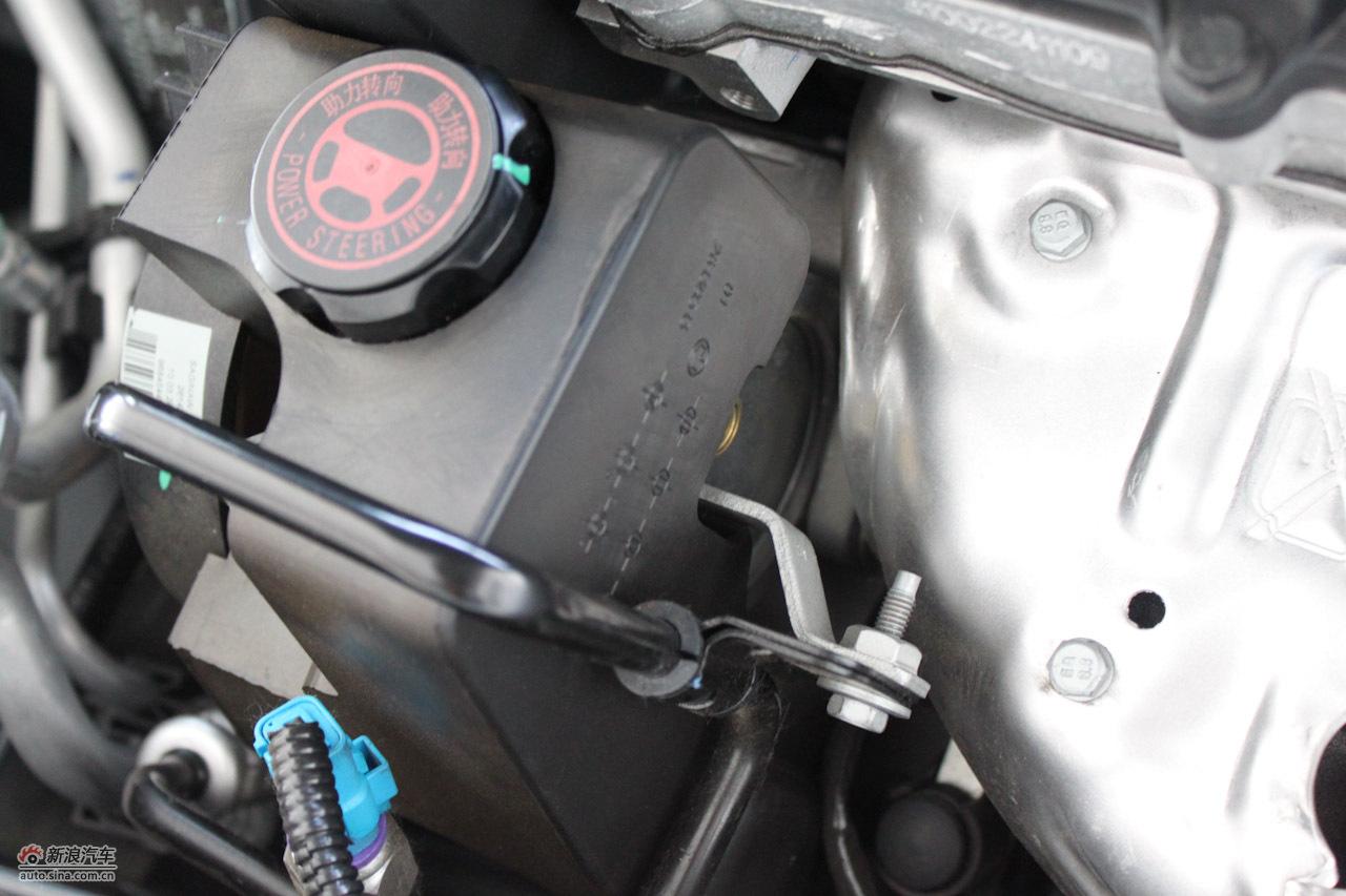 新标致307两厢其他 标致307引擎底盘图片1094991 汽车图库 新浪汽车高清图片