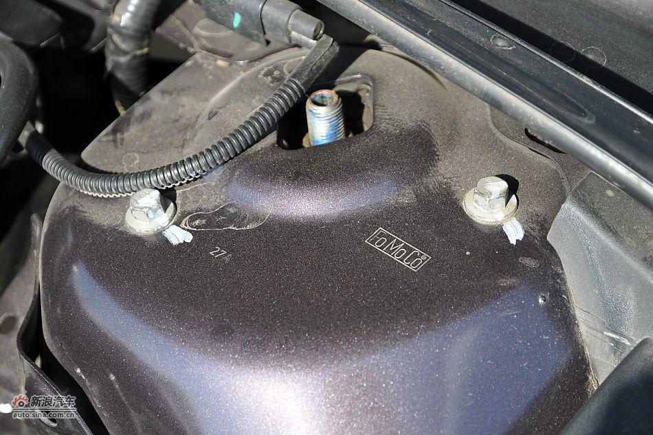 2011款蒙迪欧致胜发动机舱 引擎底盘图片5684992 汽车图库 新浪汽车高清图片