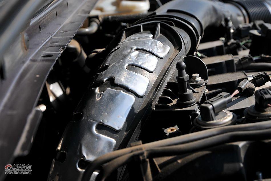 2011款蒙迪欧致胜发动机舱 引擎底盘图片5684993 汽车图库 新浪汽车高清图片