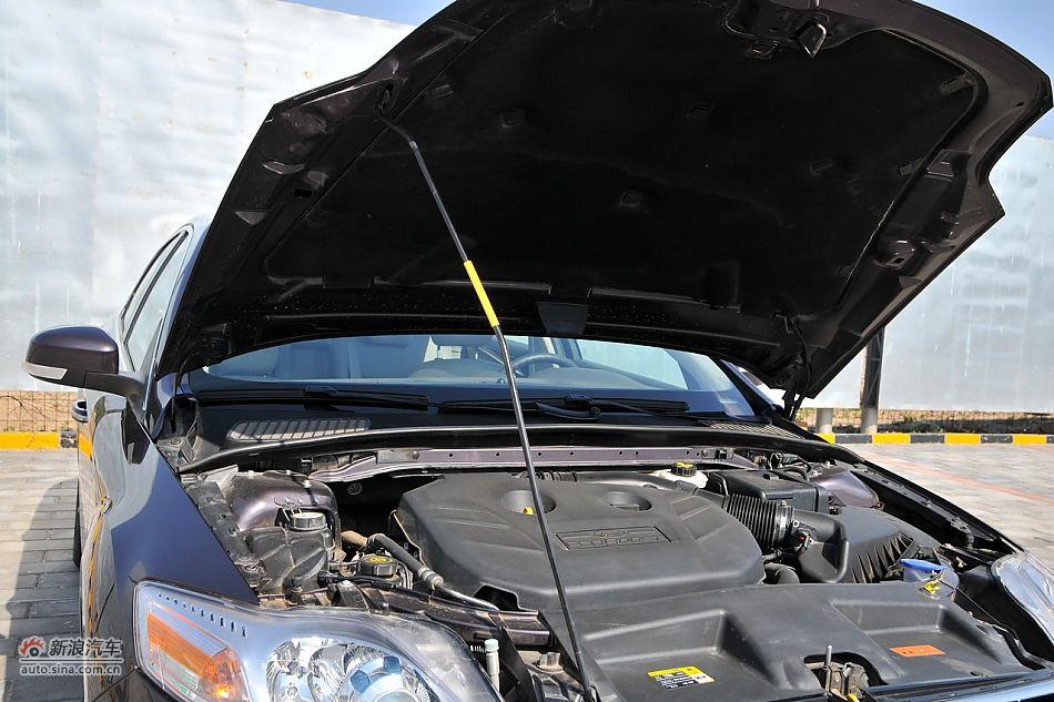 2011款蒙迪欧致胜发动机舱 引擎底盘图片5685001 汽车图库 新浪汽车高清图片