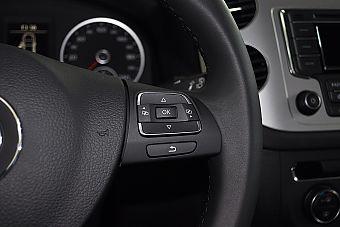 2013款途观1.8TSI自动舒适版两驱 极光白
