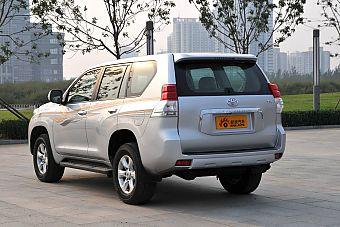 2010款普拉多TX 2.7L自动豪华版