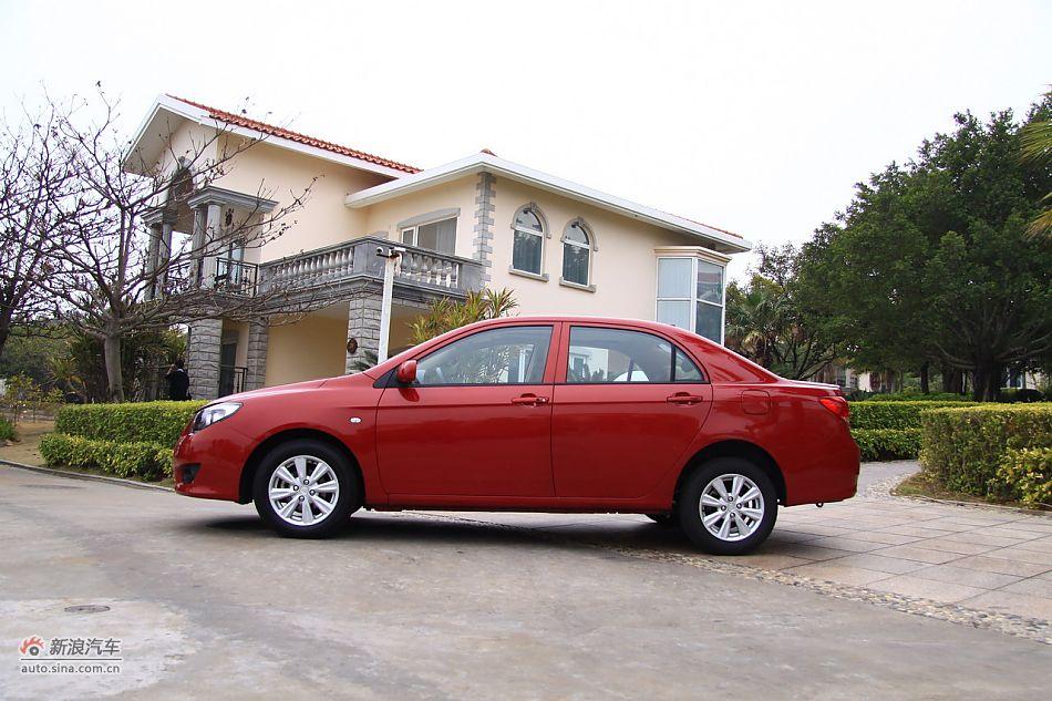 比亚迪l3外观实拍图 比亚迪l3图片4615037 汽车图库 新浪汽车高清图片