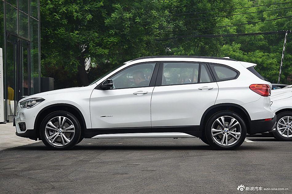 空间变逆天.实拍全新BMW X1