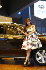 2014广州车展高清模特图:第三季