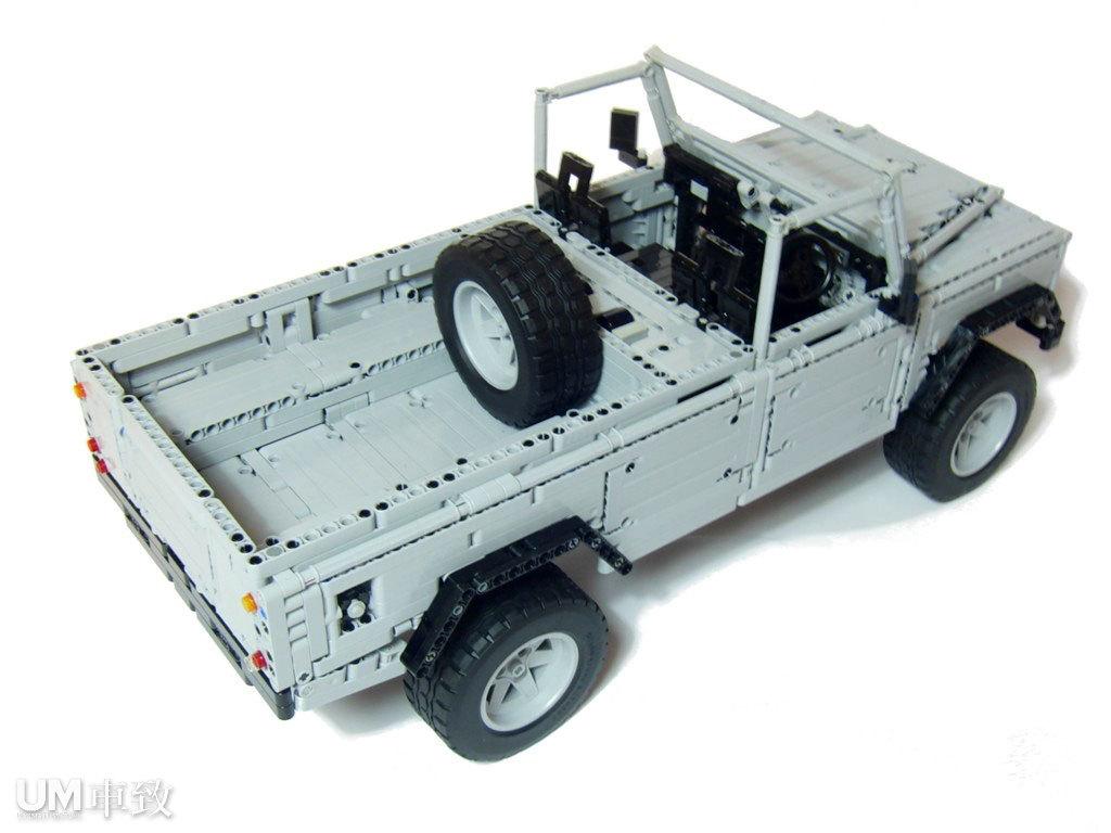 乐高 玩具车图片