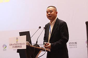 中驰车福联合电子商务(北京)有限公司董事长兼首席执行官张后启