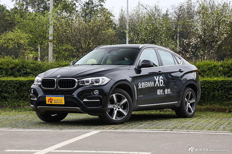 宝马X6店内促销优惠1.3万 欢迎试乘试驾