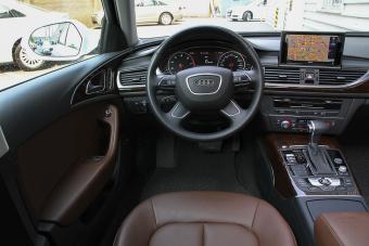 2014款奥迪A6L 30TFSI豪华型