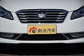 2016款奔腾B70 2.0L自动十周年纪念版