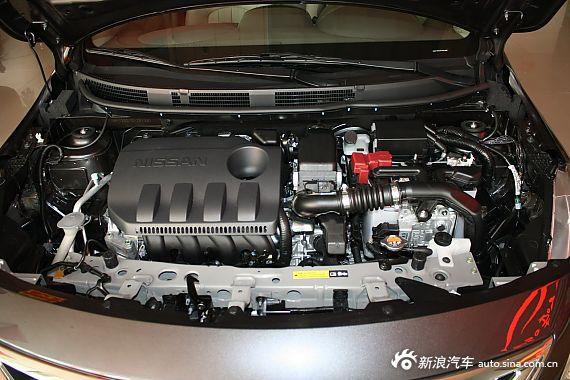2014款阳光1.5XV CVT尊贵版