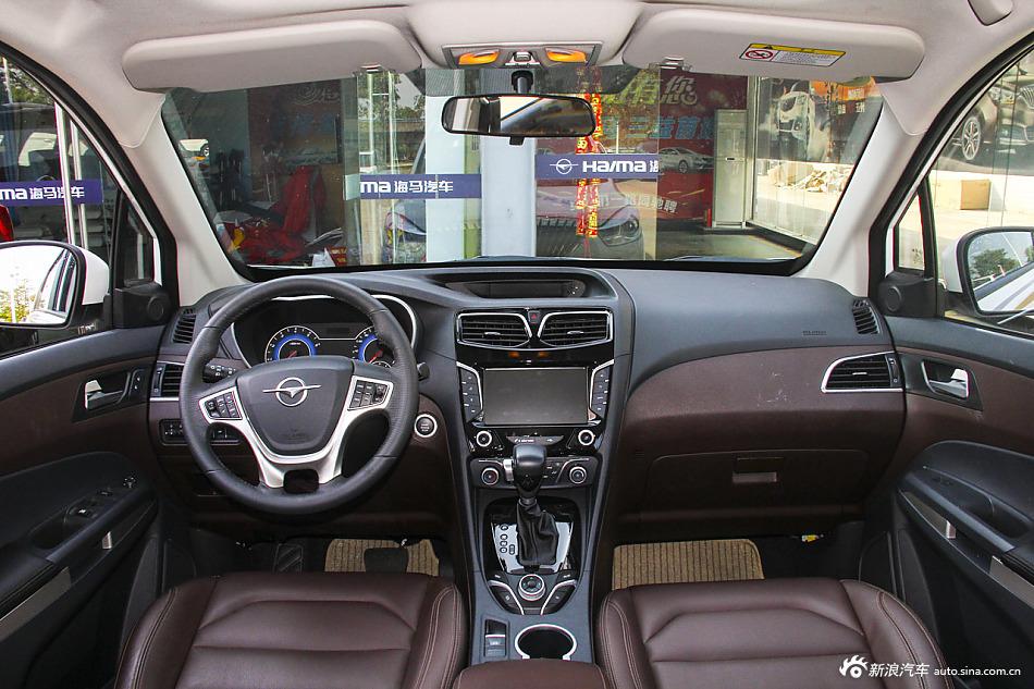 2016款海马V70 1.5T自动适·畅型 6座