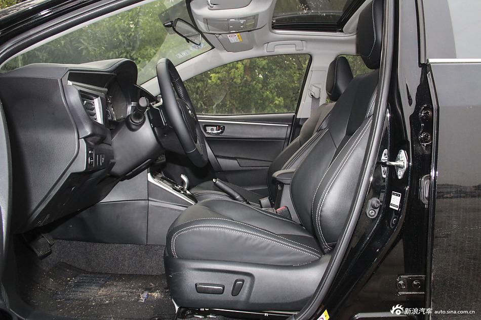 2016款雷凌双擎1.8L自动豪华版