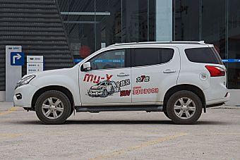 2015款五十铃mu-X 3.0T自动尊享型7座