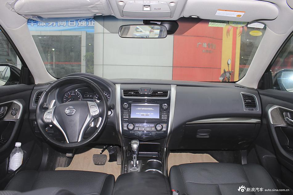 2015款天籁2.5L自动XL Upper欧冠科技版