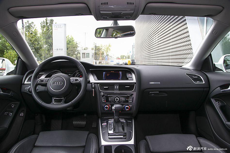 2014款 奥迪A5 Coupe 40TFSI