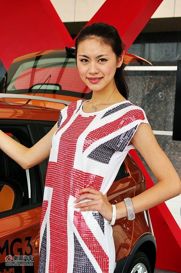 2011地标城市v地标节襄阳站美女模特日本乳比基尼美女图片