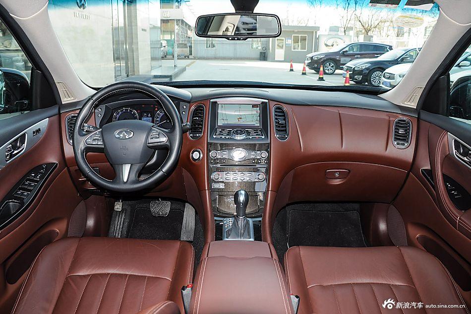 2015款英菲尼迪QX50L自动豪华版