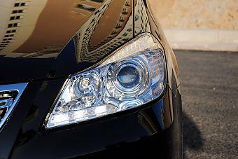 2012款比亚迪G3实拍