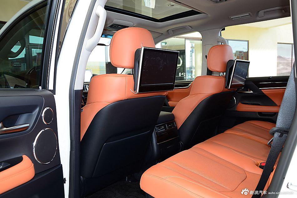 2016款雷克萨斯LX570 5.7L自动尊贵豪华型