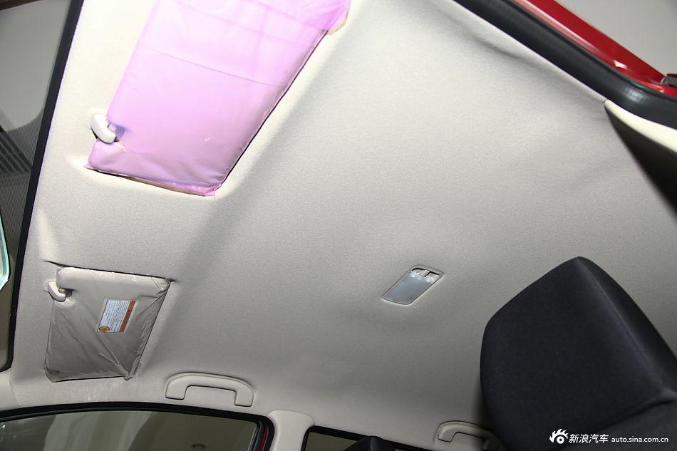 2013款骊威劲锐1.6XL 手动舒适版