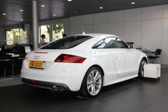 2013款奥迪TTS Coupe 2.0TFSI quattro
