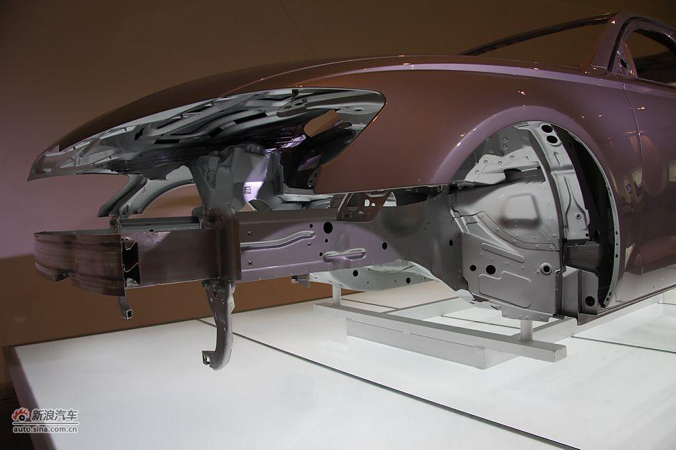 奥迪a6l引擎底盘图片13455795 汽车图库 新浪汽车 -奥迪A6L技术解高清图片
