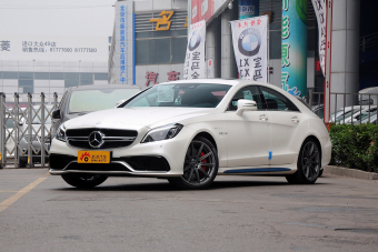 AMG CLS177.80万