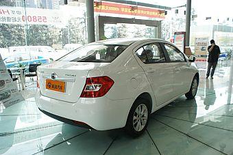 2012款中华H230