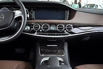 2014款奔驰S400L尊贵型