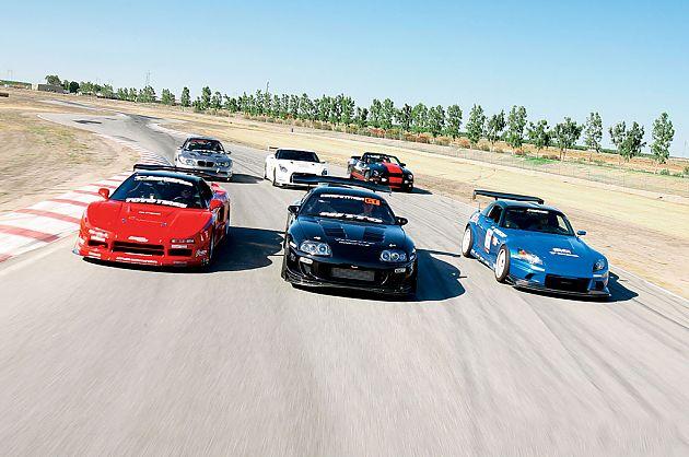 GT-R对决Supra 谁是东瀛第一跑车