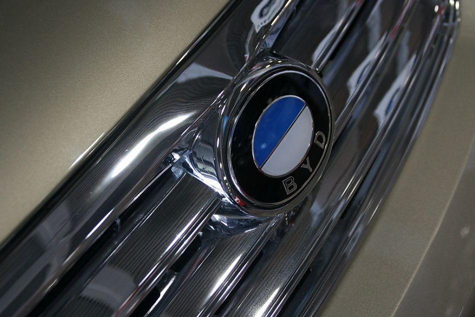 比亚迪f3车标图片