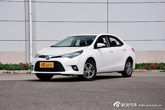 2014款雷凌1.6G CVT精英版