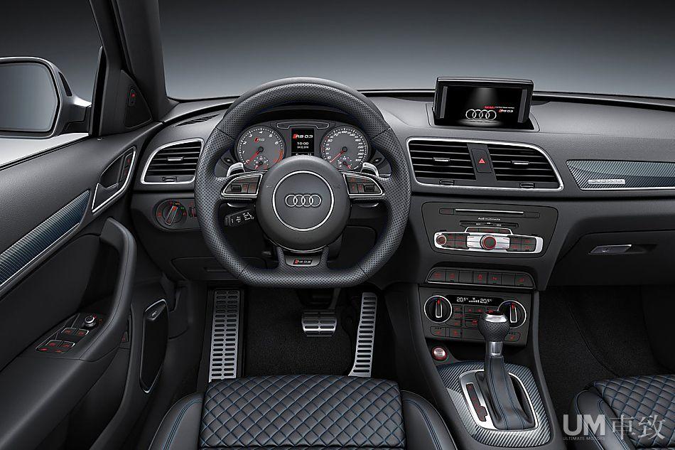 奥迪RS Q3 performance
