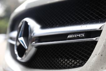 2015款 奔驰GLA45 AMG 4MATIC