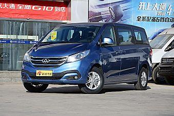 2016款上汽大通G10 2.0T自动精英版