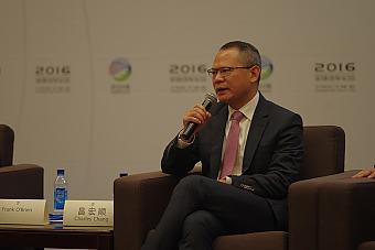 李3尔公司副总裁兼中国区总经理昌宏顺