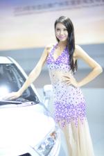 2014广州车展高清模特图:第一季