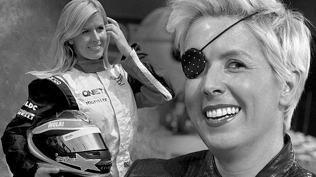 英年早逝 记西班牙首位F1女车手薇罗塔