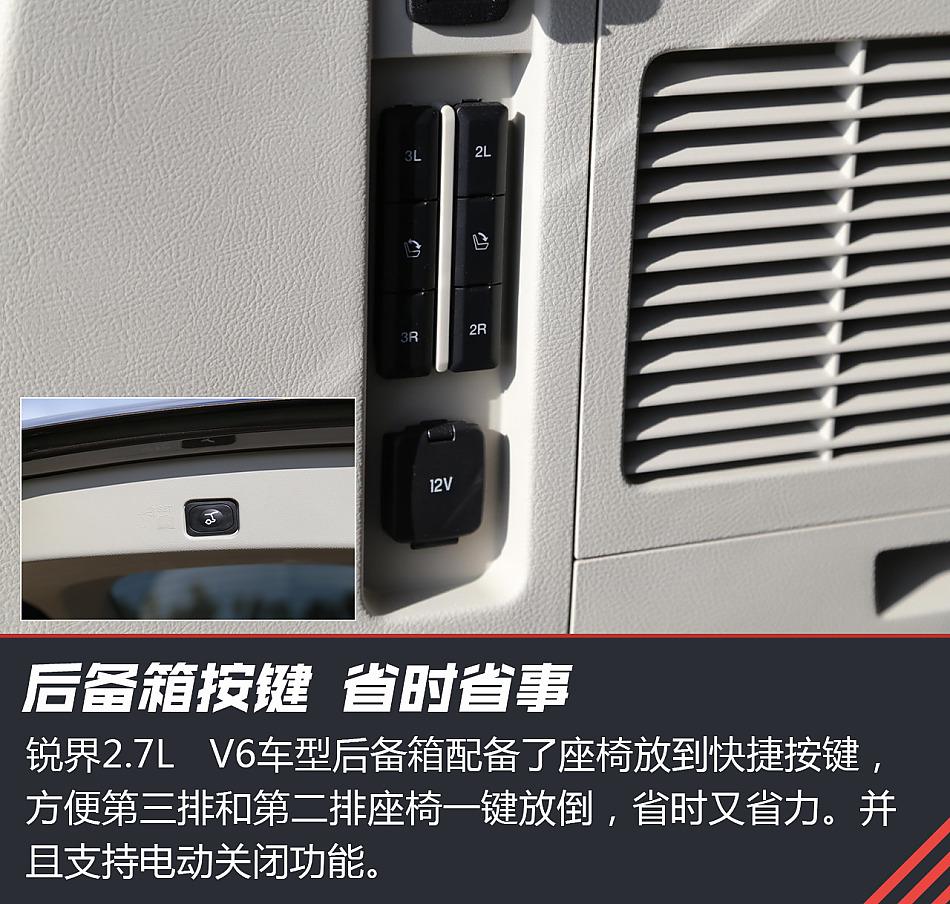 试驾福特锐界2.7T V6四驱旗舰型