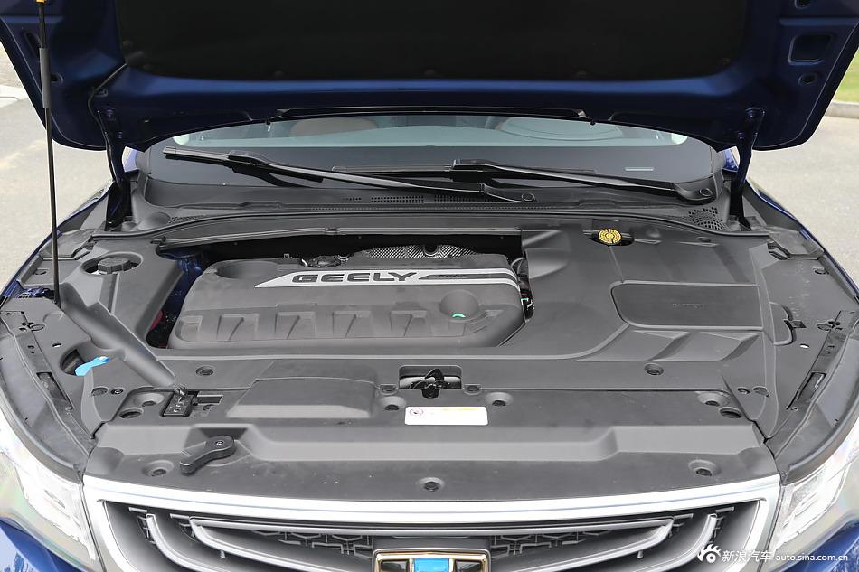 2016款吉利帝豪GL 1.3T自动豪华型
