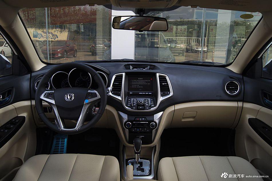 2015款逸动1.6L自动豪华型