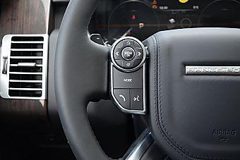 2016款揽胜3.0L V6 SC VOGUE加长版