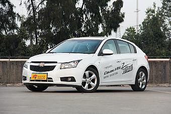 2013款科鲁兹掀背1.6L自动豪华版