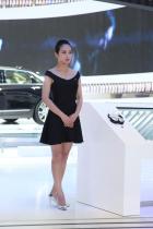 上海国际车展高清美女前台大汇总