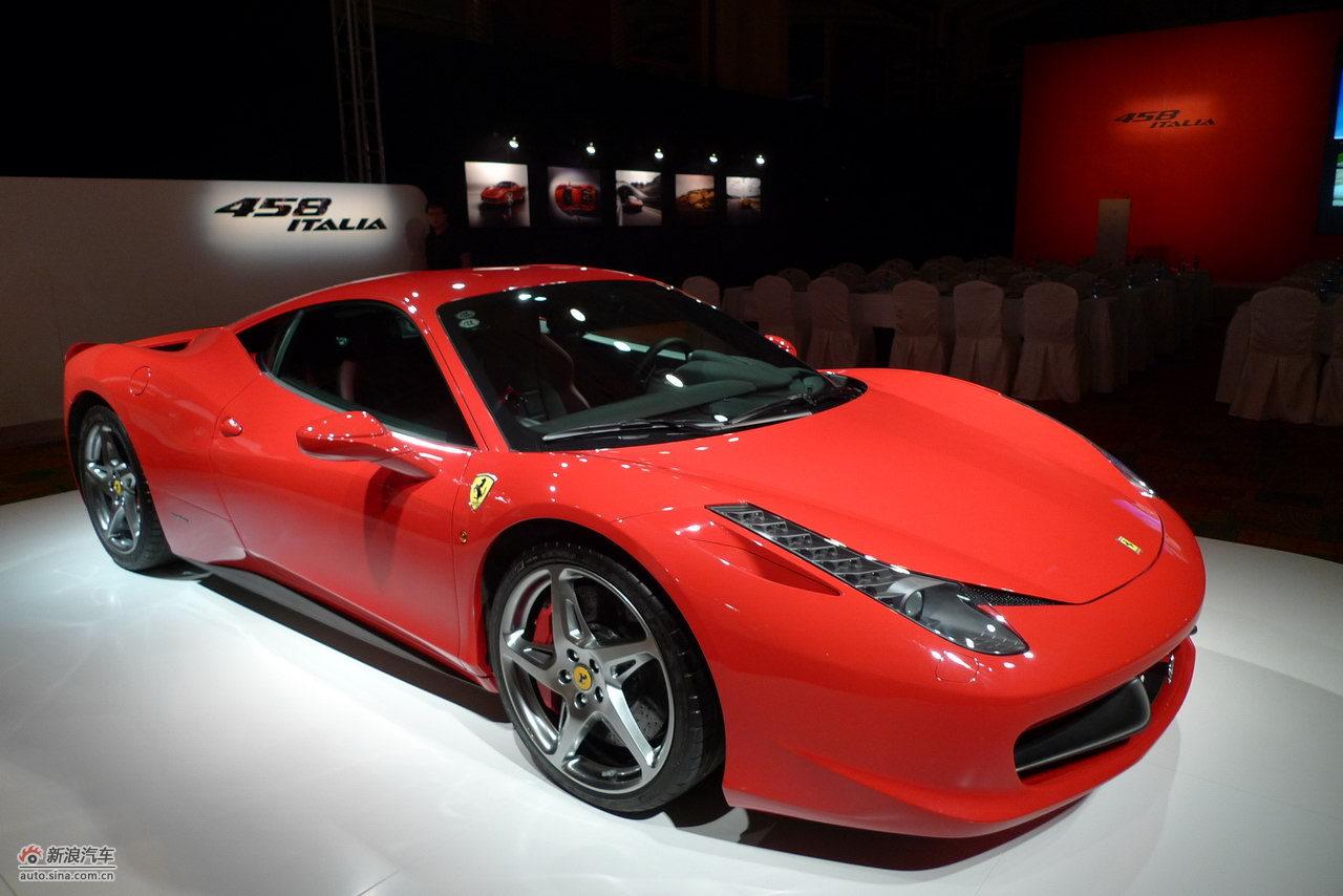 法拉利458italia外观 458 italia外观图片513025 汽车图库 新高清图片