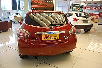 2011款骐达GTS 1.6T XV-safety CVT致酷版