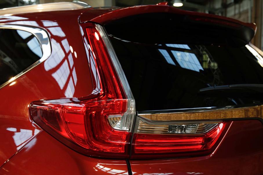 本田全新一代CR-V正式发布