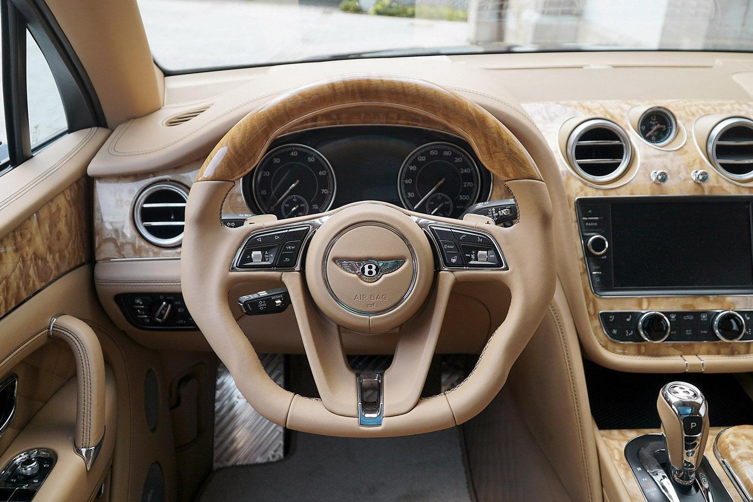 改装世界最豪华SUV体验!
