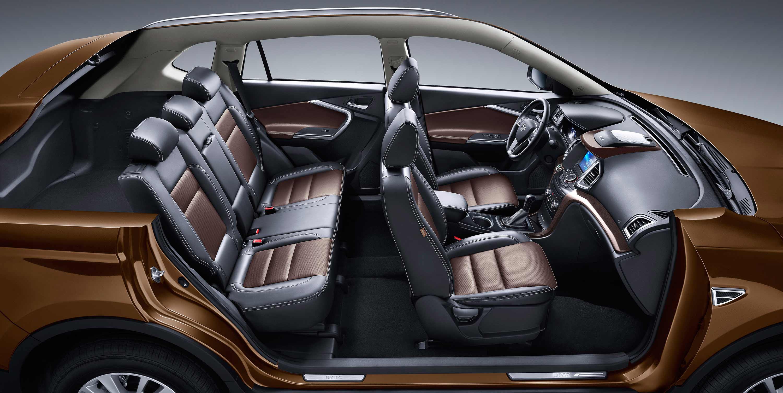 2017款北汽幻速S6新增5MT车型 将11月上市